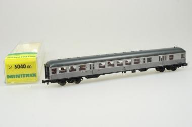 Trix Minitrix 13310 Personenwagen der DB in Originalverpackung