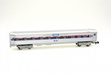 Trix Minitrix 13043 Oberservation Car Amtrak unbespielt in Originalverpackung