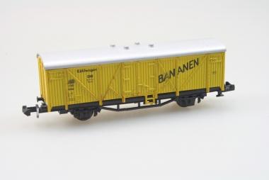 Trix Minitrix 13166 Gedeckter Güterwagen in N unbepielt in Verpackung