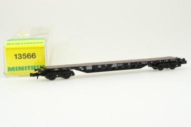 Trix Minitrix 13566 Güterwagen der DB in Originalverpackung