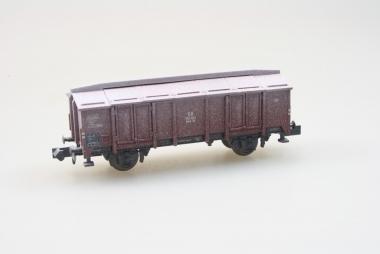 Trix Minitrix 15194-26 Klappdeckelwagen DB in N unbespielt in Originalverpackung