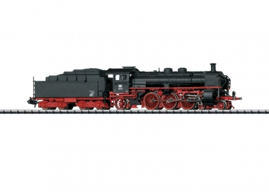 Trix Minitrix 16188 Dampflokomotive Br. 18.6 der DB in N digital Sound Fabrikneu