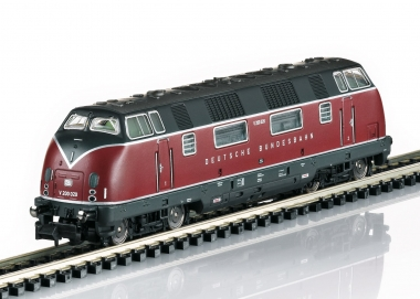 Trix Minitrix 16224 Diesellokomotive Br. V200 DB in N digital Sound Fabrikneu