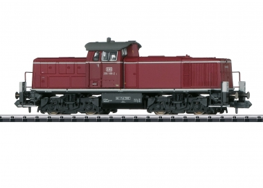 Trix Minitrix 16297 Diesellokomotive Br. 290 der DB in N digital Sound Fabrikneu