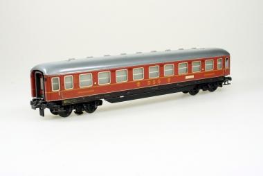 Trix Express 20/173 Speisewagen Mitropa mit Beleuchtung in Originalverpackung