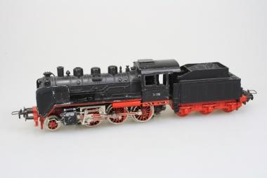 Trix Express 2202 Dampflok Br. 24 058 der DB in Originalverpackung