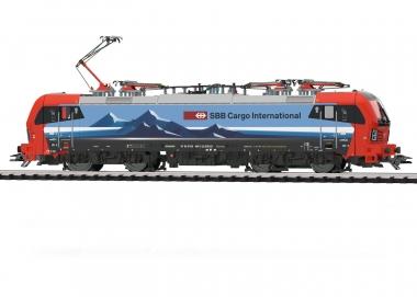 Trix 22296 Elektrolokomotive Br. 193 SBB Cargo digital mit Sound H0 Fabrikneu