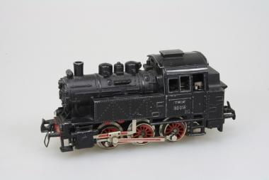 Trix Express 751 TEx 201 Dampflok Br. 80 018 der DB in Originalverpackung