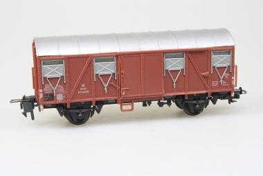 Trix Express 3665 gedeckter Güterwagen der DB in H0 Top in Originalverpackung