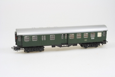Trix Express 3376 Personenwagen mit Gepäckabteil der DB für Märklin