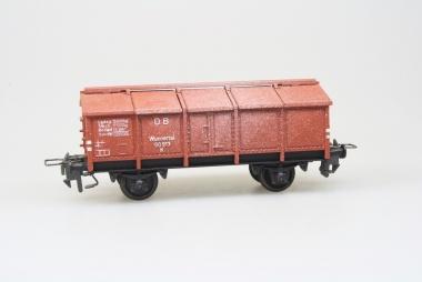 Trix Express 3423 Klappdeckelwagen der DB in H0 Top in Originalverpackung