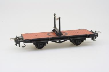 Trix Express 3641 Drehschemelwagen in H0 Top Zustand in Originalverpackung