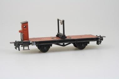 Trix Express 3642 Drehschemelwagen in H0 Top Zustand in Originalverpackung