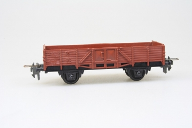 Trix Express 3651 offener Güterwagen der DB in H0 Top in Originalverpackung