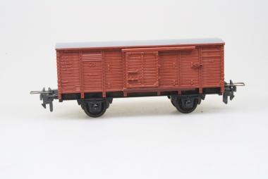 Trix Express 3653 gedeckter Güterwagen der DB in H0 Top in Originalverpackung