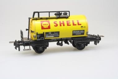 Trix Express 3427 Kesselwagen Shell in H0 Top Zustand in Originalverpackung