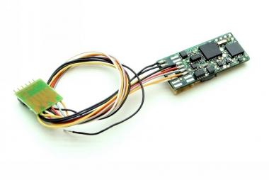 Uhlenbrock 33110 33110/4 IntelliSound Minidecoder 6-pol Stecker leer Fabrikneu
