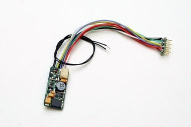 Uhlenbrock 33120 33120/4 IntelliSound Minidecoder mit 8-pol Stecker leer NEUWARE