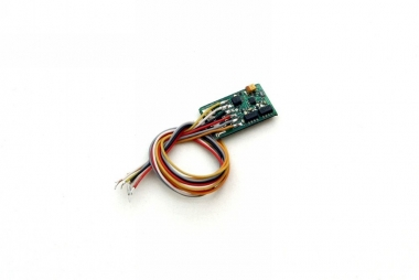 Uhlenbrock 73100 Multiprotokoll Decoder mit Kabel N-TT-H0e-H0m NEUWARE