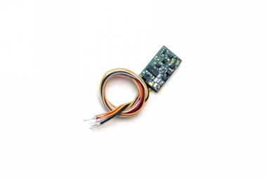 Uhlenbrock 73105 Multiprotokoll Decoder mit Kabel N-TT-H0e-H0m Fabrikneu