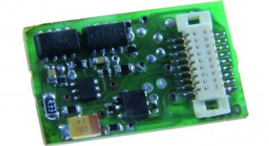 Uhlenbrock 73235 Multiprotokoll Decoder mit Next18-Schnittstelle Fabrikneu