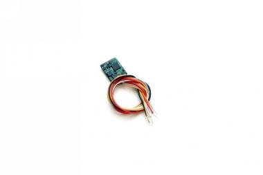 Uhlenbrock 73405 ID2 Mini Multiprotokoll Decoder m. Kabel N-TT-H0e-H0m Fabrikneu