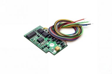 Uhlenbrock 75000 Decoder mit Kabel H0 Motorola Fabrikneu