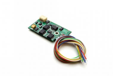 Uhlenbrock 76200 Multiprotokoll Decoder mit Kabel H0 Fabrikneu