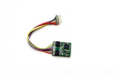 Uhlenbrock 76320 Multiprotokoll Decoder mit NEM 652 TT-H0e-H0m-H0 Fabrikneu