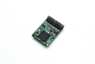 Uhlenbrock 74560 Multiprotokoll Decoder mit PluX 22 TT-H0e-H0m-H0 Fabrikneu