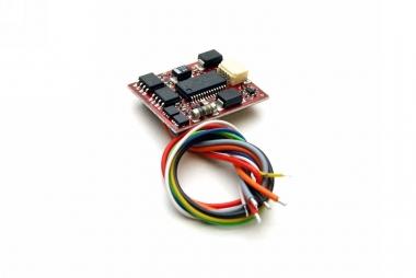 Uhlenbrock 77100 Großbahn Multiprotokoll Decoder mit Kabel H0, 0, I Neuware