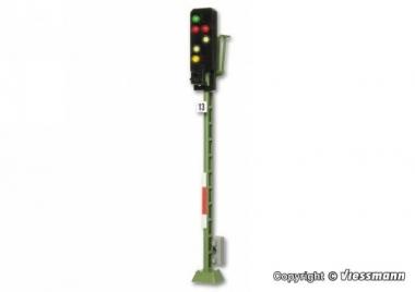 Viessmann 4013 Licht-Ausfahrsignal H0 Fabrikneu