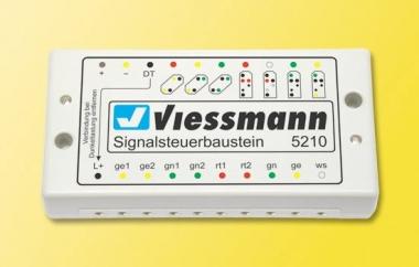 Viessmann 5210 Signalsteuerbaustein für Lichtsignale Fabrikneu