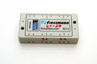 Viessmann 5213 Motorola-Schaltdecoder digital