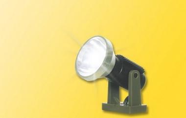Viessmann 6330 Flutlichtstrahler nieder, LED weiß H0 Fabrikneu