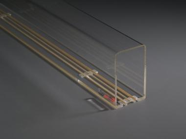 Train Safe Vision TSV-H03L-040-S Röhre befahrbar 40 cm Spur H0 NEUWARE