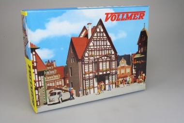 Vollmer 3746 Fachwerkhaus in H0 Bausatz