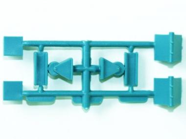 Vollmer 42535 Widerlager für Metallbrücken in H0 Bausatz Fabrikneu