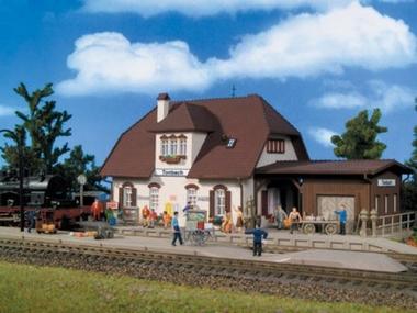 Vollmer 43524 Bahnhof Tonbach in H0 Bausatz
