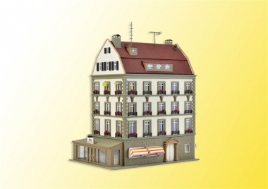 Vollmer 43619 dm-Drogeriemarkt in H0 Bausatz