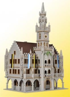 Vollmer 43760 Großstadt-Rathaus in H0 Bausatz
