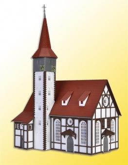 Vollmer 43768 Fachwerkkirche Altbach in H0 Bausatz