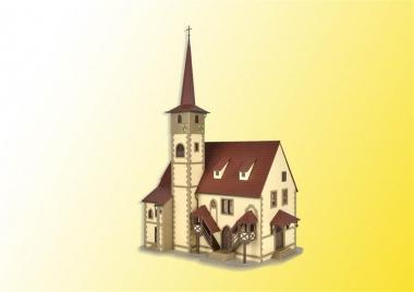 Vollmer 43769 Dorfkirche Ditzingen in H0 Bausatz