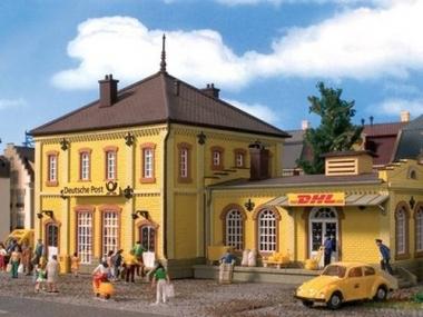 Vollmer 43774 Deutsche Post Gebäude DHL H0 Bausatz