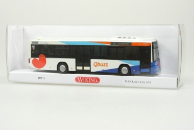 Wiking 070701 MAN Lion's City A78 Bus H0/1:87 Neuware