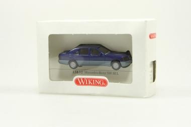 Wiking 15852 Mercedes-Benz 500 SEL H0/1:87 Neuware