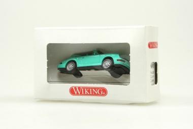 Wiking 16501 Porsche Carrera 4 Cabrio H0/1:87 Neuware