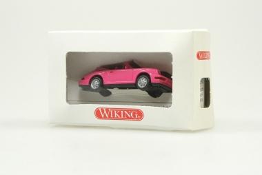 Wiking 16502 Porsche Carrera 4 Cabrio H0/1:87 NEUWARE