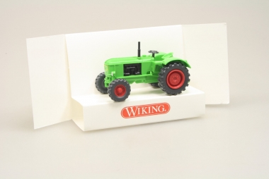 Wiking 8810124 Deutz Schlepper Traktor Bulldog H0/1:87 Neuware