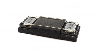 Zimo LS55X22 Miniatur-Rechteck-Lautsprecher 55x22x9 mm  4 Ohm / 2 W NEUWARE
